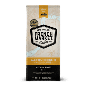 Jazz Brunch Blend Bag Medium Roast Ground Coffee
