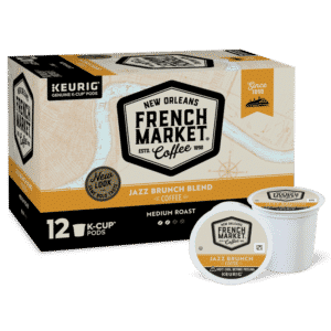 Jazz Brunch Blend Single Serve Medium Roast
