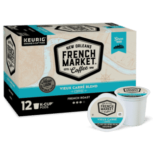 Vieux Carré Blend Single Serve French Roast