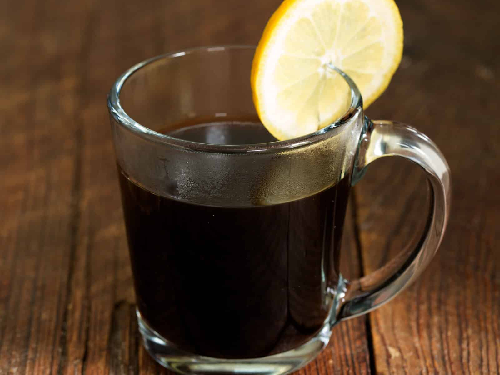 Warm Ginger Coffee