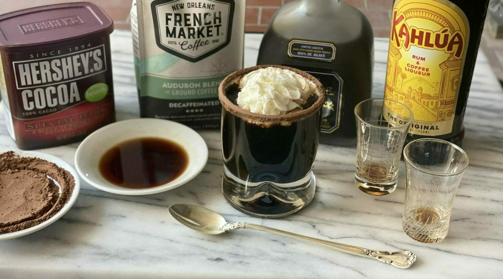 French Market Hot Toddy