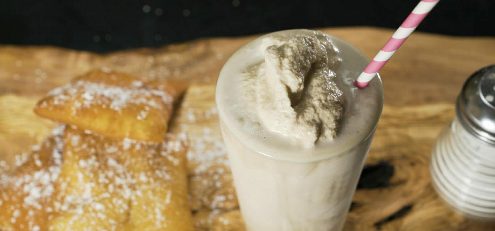 French Market Mocha Milkshake